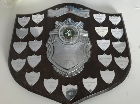 Leinster W35 Perpetual Trophy (donated by GEN)